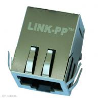 China 13F-60ND2NL RJ45 10 / 100 BASE-T JACK WITH MAGNETIC MODULE VoIP GSM Gateways on sale