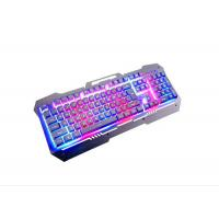 Membrane Ergonomic PC Gaming Keyboard With Backlight 19 Keys Water Resistant Manufactures