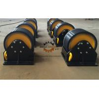 Buy cheap Manual Fit Up Vessel Turning Rolls With Double Driver 40 Ton Loading Capaicty from wholesalers