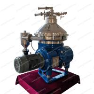 China Modular Design Waste Oil Centrifuge Separator , Waste Oil Purification on sale