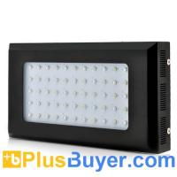 LED Aquarium Light (55 LEDs, Blue and White LED Dimmer, Cooling Fan) Manufactures