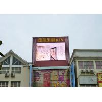 Advertising P12 RGB Full Color LED Panel Outdoor High Definition Screen Manufactures
