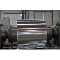 Composite Pipe Industrial Aluminum Foil Jumbo Roll 8011 HO Custom Made Manufactures