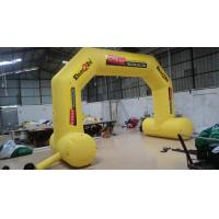 Inflatable Finish Line Arch / Inflatable Entrance Arch / Inflatable Arch Manufactures