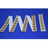 Quality Personalized Self Adhesive Hook And Loop Dots Waterproof Stretch Nylon for sale