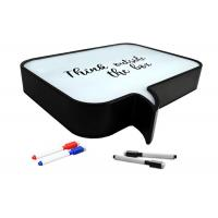 China 12 White Acrylic LED Light Box Square Speech Bubble Lightbox With USB Cable on sale