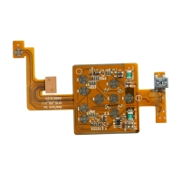 China Impedance Control 4 Layer 1OZ FPC PCB Assembly on sale