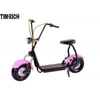 China Mini 6.5 Inch Harley Style Electric Scooter , 800W Motor Citycoco Harley Scooter on sale