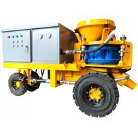 Electric Drive Concrete Shotcrete Machine Manufactures