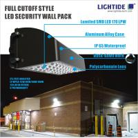 Outdoor LED Wall Pack -Full Cutoff 80W LED Security Lighting,  DLC certified, 5-yrs warranty Manufactures