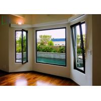 Quality Latest Design Aluminium Tilt And Turn Windows Wind Resistance With Nice Appearance for sale
