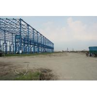 Popular Light Steel Building Material For Construction Steel Structure Workshop With Overhead Crane Manufactures