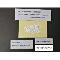 Industrial Grade Odorless Sodium Sulfite powder Water Treatment Melting Point 33.4 °C Manufactures