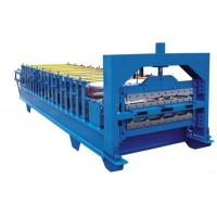 Automatic GI Steel Stud Roll Forming MachineWith Hydraulic Decoiler Machine Manufactures