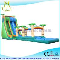 Hansel High Quality Game Inflatable Slide ,Customized Giant Inflatable Slide For Sale Manufactures