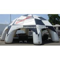 Large Backyard Inflatable Tent Inflatable Camping Tent For Party And Trade Show Manufactures