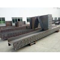 Pre - Fabricated Warehouse Steel Frame With Steel Floor Decks Power Produce House Manufactures