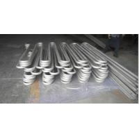 Heat exchanger Boiler tube Pickled / Bright Annealed Stainless Steel Seamless Tube / U BEND , COIL Manufactures
