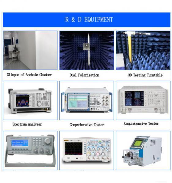 2.4Ghz 4G hihg gain White ABS TS9 CRC9 88dBi wireless Omni Directional Wifi Antenna