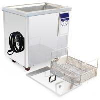 Heated Rust Removal Industrial Ultrasonic Cleaner With Timer And Separate Generator Manufactures