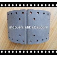 DONGFENG TRUCK SPARE PARTS,BRAKE SHOES FRICTION OF ASSEMBLY,3502ZS10-090 Manufactures