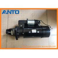 China 237-1962 338-3454 10R9815 3383454 10R1852 6V0890 Starter Motor For Caterpillar CAT Excavator Parts on sale