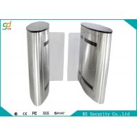 Rfid Card Rearder Speed Gates Automatic  Sliding Barrier Turnstile Manufactures