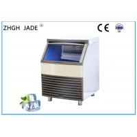 Hotel Use Stainless Steel Ice Maker , Commercial Undercounter Ice Maker 220V Manufactures
