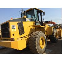 Rubber Tire Cat Compact Wheel Loader 3cbm Bucket Capacity 253hp New Painting Manufactures