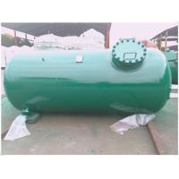 Carbon Fiber Bullet Butane Compressed Air Storage Tank Horizontal Pressure Vessel Manufactures