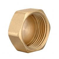 brass plumbing fitting cap female Manufactures