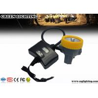 IP68 8000 Lux 156 Lum Coal Mining Lights With USB Charger ATEX Approved Manufactures
