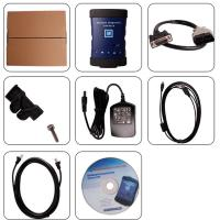 PC - based GM Tech2 Automotive Diagnostic Scanner With GM MDI Manufactures