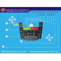 Metal Dome Printing Flexible Membrane Switch For Printed Circuit Board Manufactures