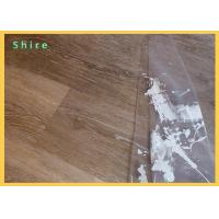 Floor protection film easy-roll adhesive hard floor multi surface protection film Manufactures