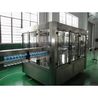 Stable Mineral Drinking Water Production Line Automatic 3000 - 28000 BPH High Capacity Manufactures