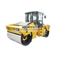 Hydraulic Double Drum High Frequency Vibratory Road Roller XD123 Manufactures