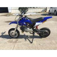 Blue / Black E - Start 4 Stroke Kids Atv Single Cylinder 60CC Pit Bike 48km/H Manufactures
