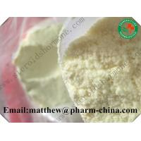 No Side Effect Anabolic Anti Aging Steroids Yellow Powder Trenbolone Acetate CAS 10161-34-9 Manufactures