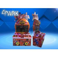 2 Players Amusement Game Machines Basketball Shooting Game 220V Manufactures