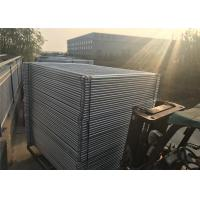 Imported Temporary Fencing panels ,base ,clamp for sale BURKETOWN 2100mm x 2400mm fencing panels meet AS4687-2007 Manufactures