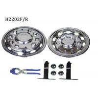 China 22.5 Universal truck wheel cover 22.5inches aluminu rims stainless wheel China Man bus truck Ankia Setra Volvo Neoplan on sale