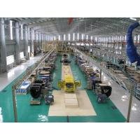 Customized Sedan Automotive Assembly Line With Conveyor For Producing Cars Manufactures
