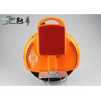 Orange Outdoor Mobility One Wheel Stand Up Scooter Gyro Stabilized Unicycle Manufactures