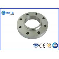 China Stainless Steel Socket Weld Pipe Flanges , DN50 Class 150 Flange ASTM A240 Type 904L on sale