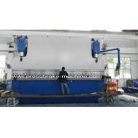 China Metal Sheet CNC Hydraulic Press Brake Forming With 4000KN Force on sale