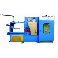Buy cheap 22DT Fine Bull Block Wire Drawing Machine With Continuous Annealer from wholesalers