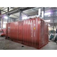 600 KW Cummins Diesel Generator With Container Design 1500RPM 3 Phase 4 Pole Manufactures