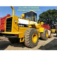 Quality Tcm 860 5 Ton Old Wheel Loader Manual Transmission For Construction Machine for sale