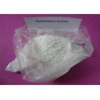 Builds Lean Muscle Anabolic Raw Steroid Hormone Powder Methenolone Acetate Manufactures